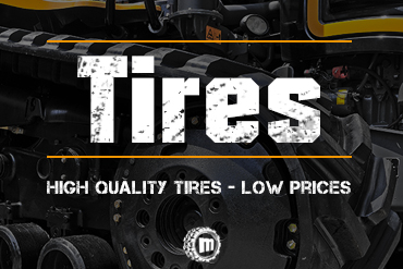 Equipment Tires