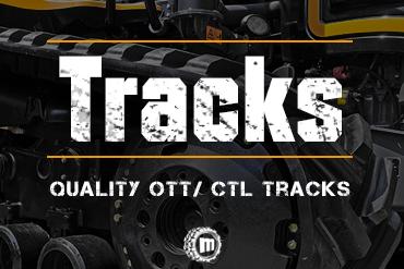 High Quality OTT and CTL Tracks
