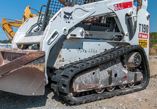 Skid Steer/ CTL Tracks