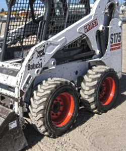 Skid Steer Tire Options