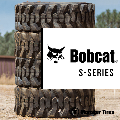 BOBCAT S-SERIES Skid Steer Tires