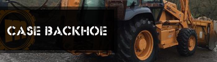 Case Backhoe Tires, Case Front & Rear Backhoe Tires