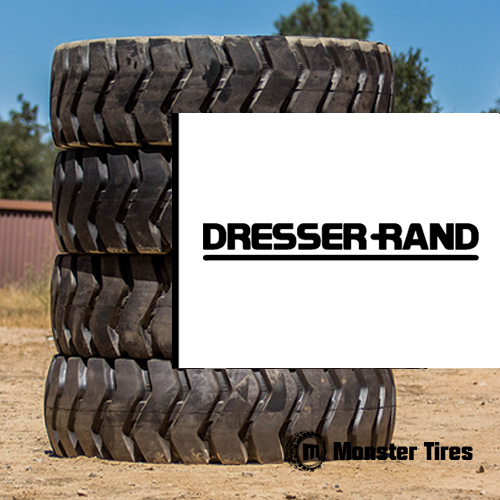 Dresser Motor Scraper Tires