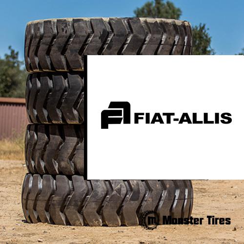 Fiatallis Motor Scraper Tires