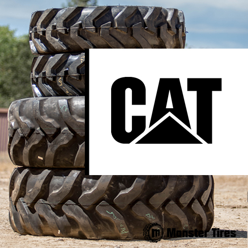 Caterpillar Skip Loader Tires
