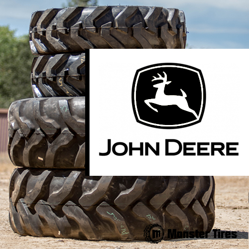 DEERE Skip Loader Tires