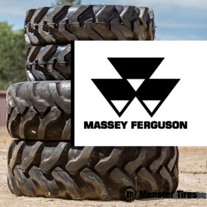 MASSEY FERGUSON Backhoe Tires