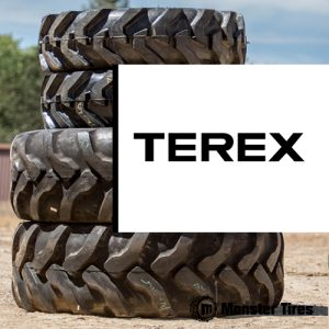 TEREX Backhoe Tires