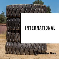 International Motor Scraper Tires