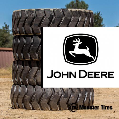 John Deere Motor Scraper Tires