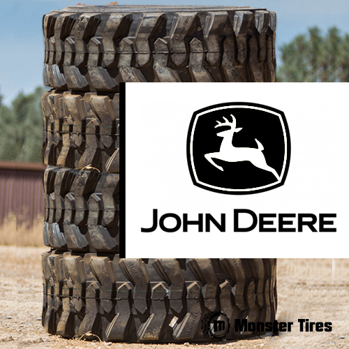John Deere Skid Steer Tires