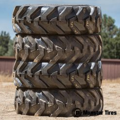 KUBOTA Backhoe Tires - Front Rear Set