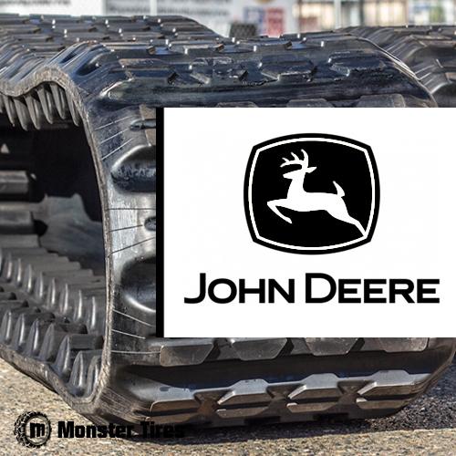 John Deere MIni Excavator Tracks
