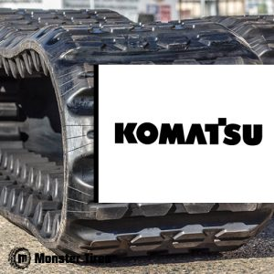 Komatsu MIni Excavator Tracks