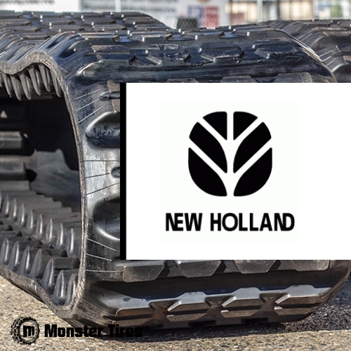 New Holland MIni Excavator Tracks