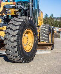 Motor Grader Tires