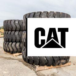 Caterpillar Motor Grader Tires