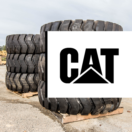 Caterpillar Motor Grader Tires