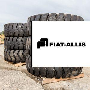 Fiatallis Motor Grader Tires