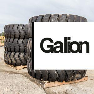 Galion Motor Grader Tires