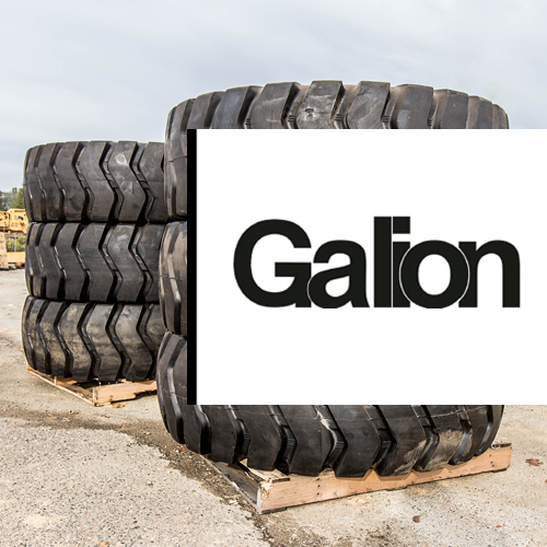 Galion Motor Grader Tires