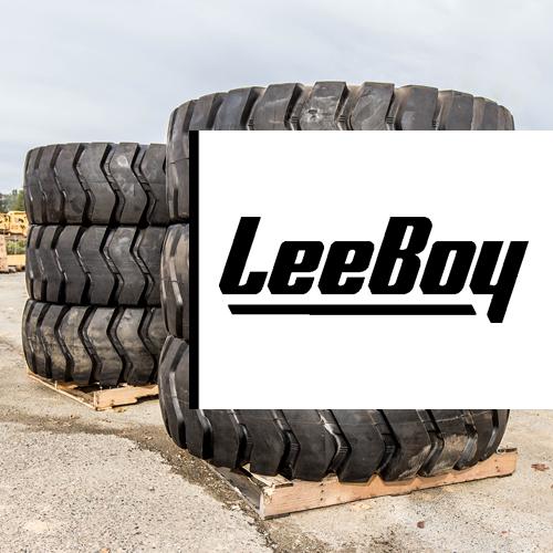 Leeboy Motor Grader Tires