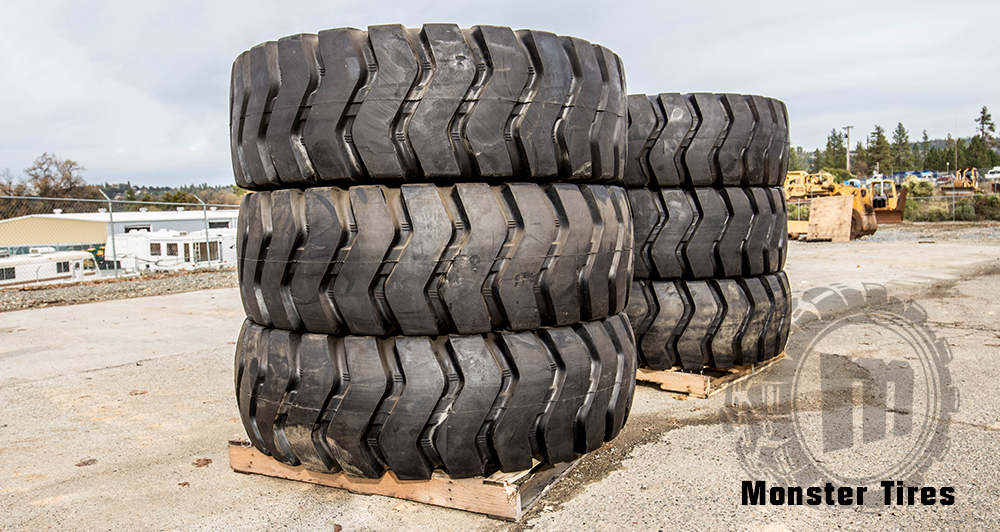 Motor Grader Tires from Monster Tires