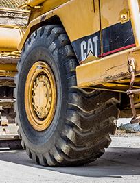 Motor Scraper Tires