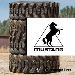 MUSTANG Skid Steer Tires