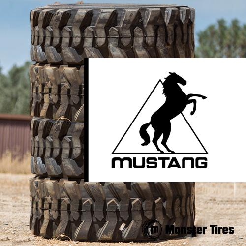 MUSTANG Skid Steer Tires
