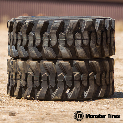 Skid Steer Tires By Size