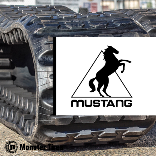 Mustang Skid Steer Tracks
