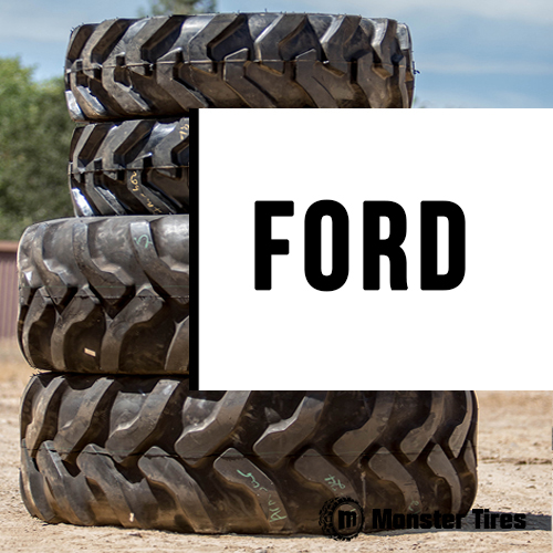 FORD Skip Loader Tires
