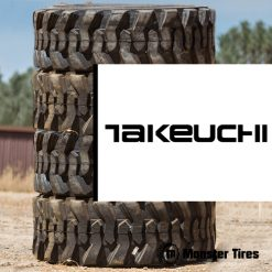TAKEUCHI Skid Steer Tires