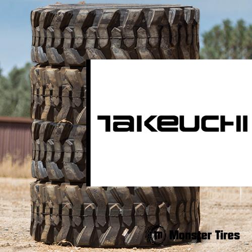 TAKEUCHI Skid Steer Tires