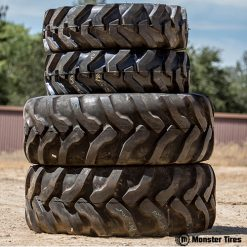 TEREX 650 Skip Loader Tires