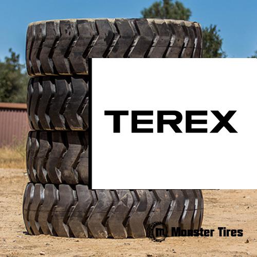 Terex Motor Scraper Tires