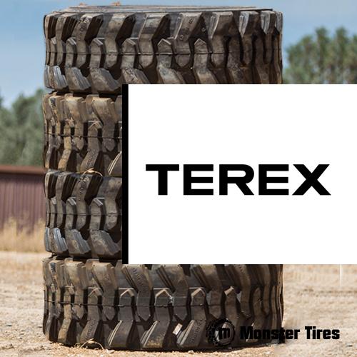 TEREX Skid Steer Tires