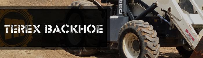 Terex Backhoe Tires