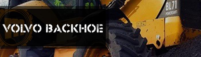 Volvo Backhoe Tires
