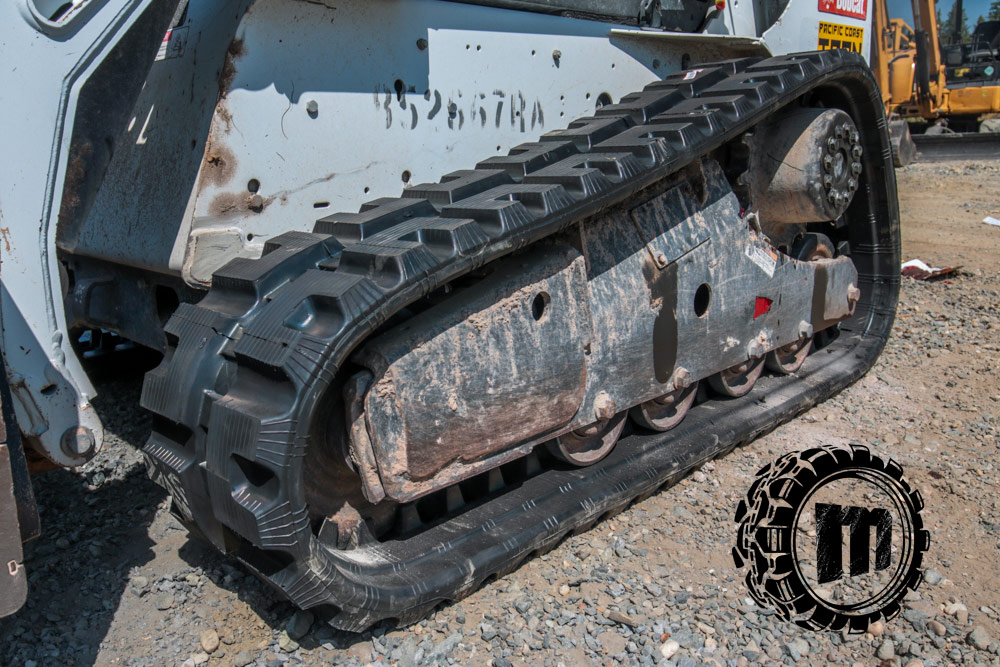 Brand New Rubber Skid Steer Tracks (CTL Tracks)