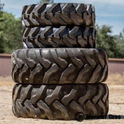 Monster Tires Full Set Tires Front-I3 and Rear-R4