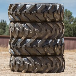 Full Set I3 Backhoe Tires