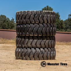 Motor Grader Tires Full Set
