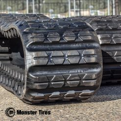 Monster Tires Mini Excavator Tracks
