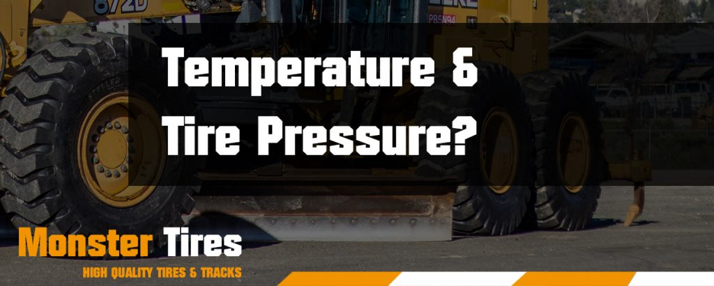 Does Temperature Affect Tire Pressure?