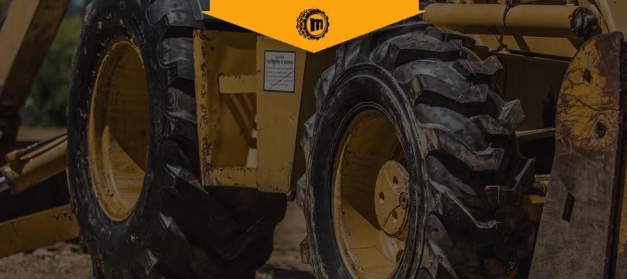 Backhoe Tires California