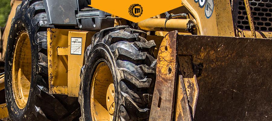 Backhoe Tires San Francisco, CA