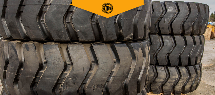 High Quality Backhoe Tires