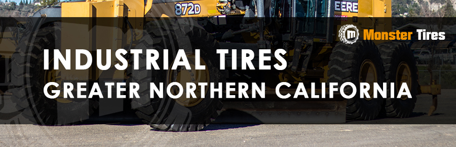 Industrial Tires Northern California